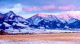 Bridger Range